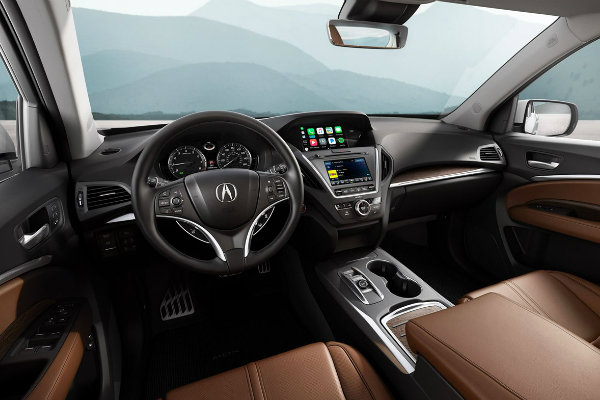 download Acura MDX workshop manual