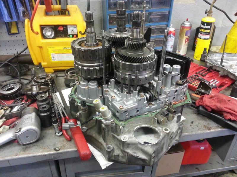 download Acura TL workshop manual