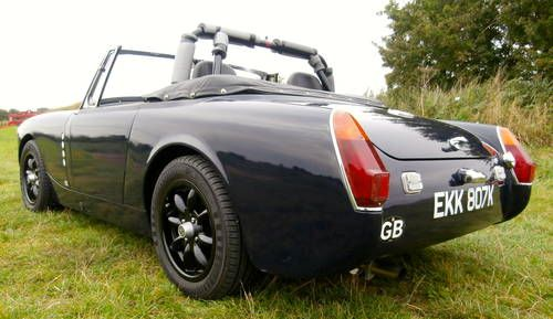 download Austin MG Sprite Midget workshop manual
