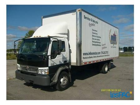 download CF 600 International Truck workshop manual