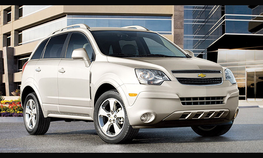 download CHEVROLET CAPTIVA Sport workshop manual