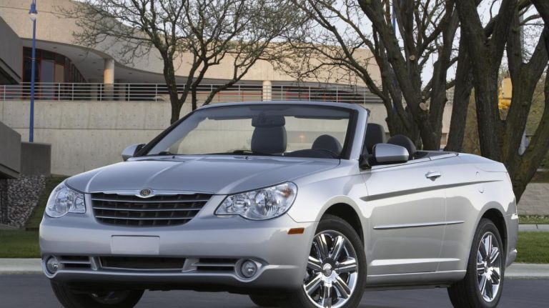 download CHRYSLER SEBRING workshop manual