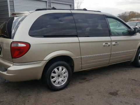 download CHRYSLER VOYAGER TOWN COUNTRY workshop manual