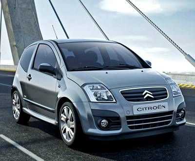 download CITROEN C2 workshop manual