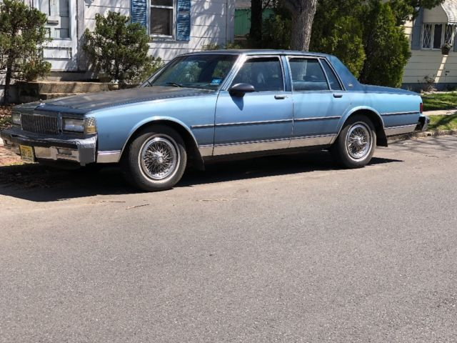 download Chevrolet Caprice workshop manual