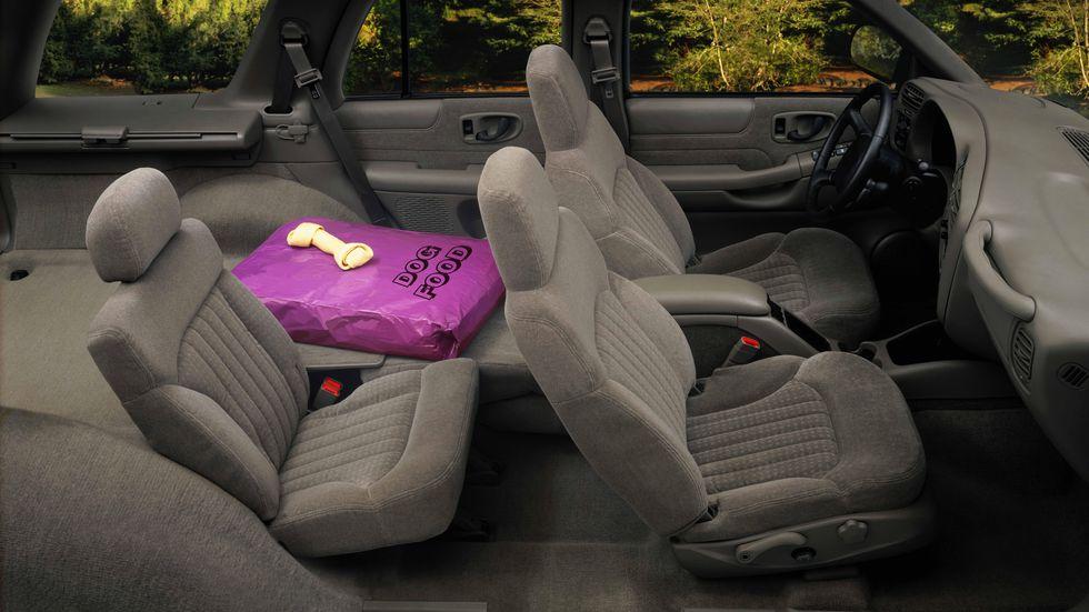 download Chevrolet Chevy Blazer 4.3L V6 workshop manual