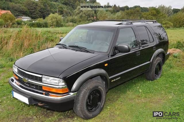 Download Chevrolet Chevy Blazer 4 3l V6 1997