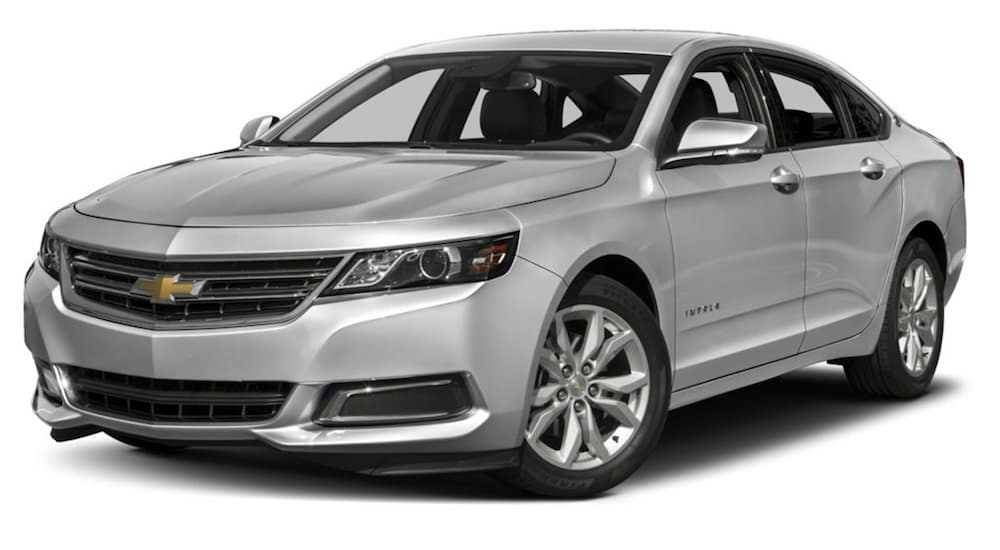 download Chevrolet Impala workshop manual