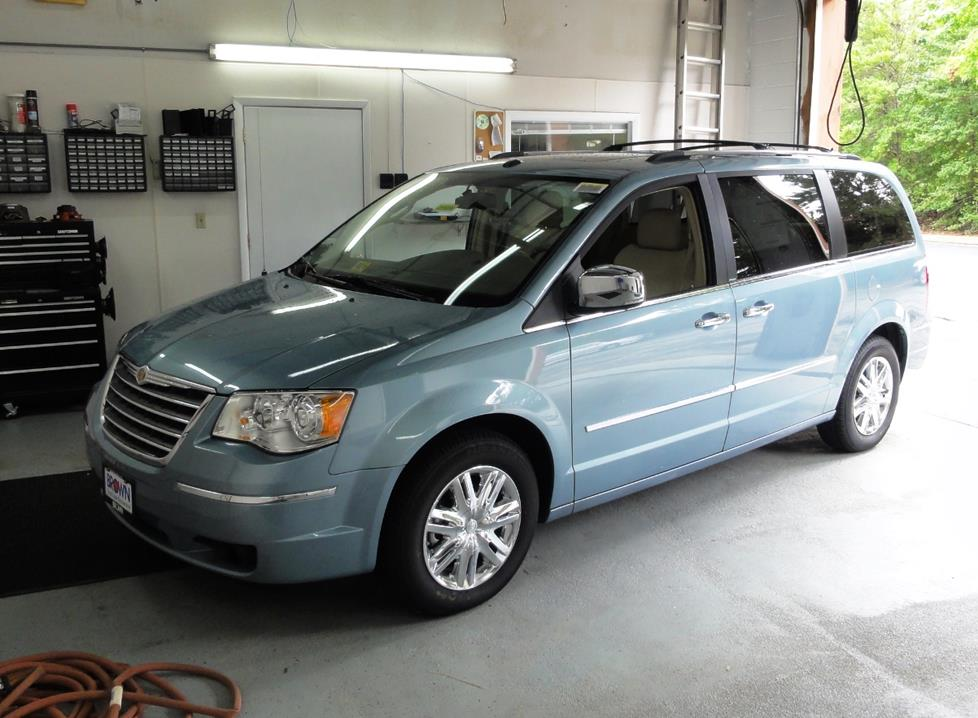 download Chrysler Town Country IV workshop manual