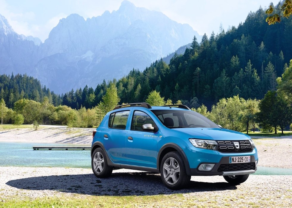 download Dacia Sandero Stepway workshop manual