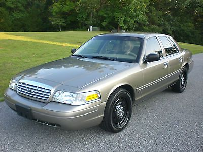 download FORD CROWN VICTORIA workshop manual