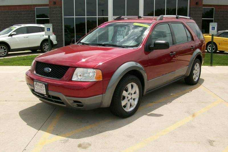 download FORD FREESTYLE workshop manual