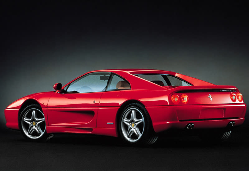download Ferrari 355 workshop manual