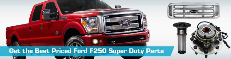 download Ford F 250 Super Duty workshop manual
