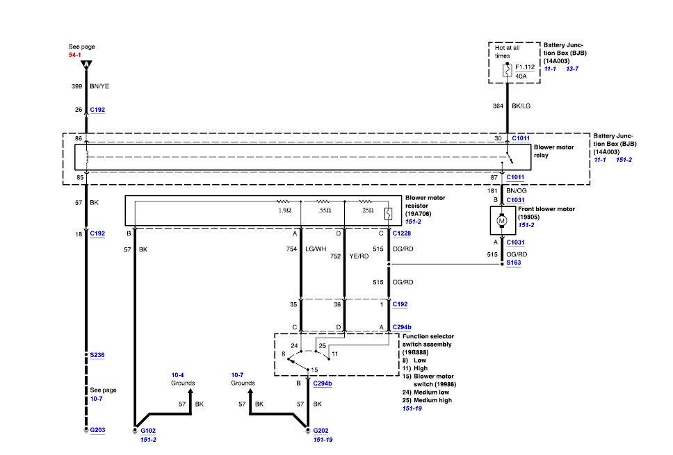 download Ford F650 workshop manual