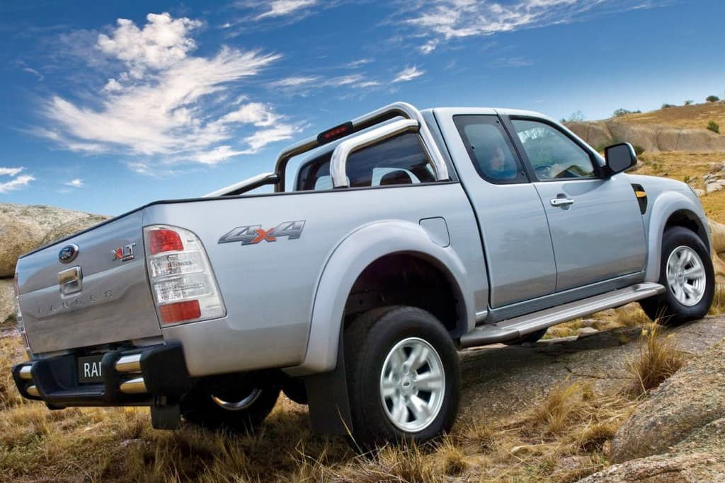 download Ford Ranger PJ PK workshop manual