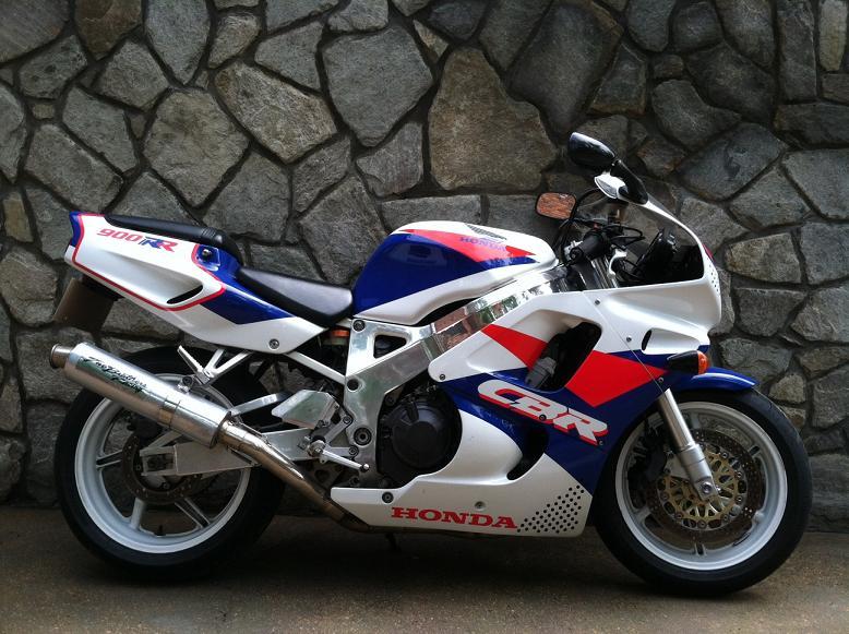 Honda Cbr900rr Fireblade Fours 1992  U2013 1999 Haynes Owners