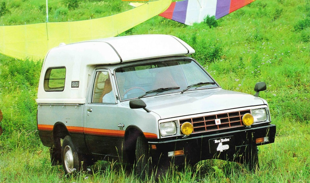 download Isuzu PUP Chevy LUV Gas workshop manual