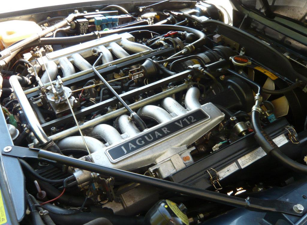 download JAGUAR 4.0 Litre 5.3 Litre 6.0 Litre XJS Vehicle Mainte workshop manual