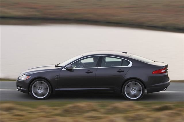 download JAGUAR XF X250 workshop manual