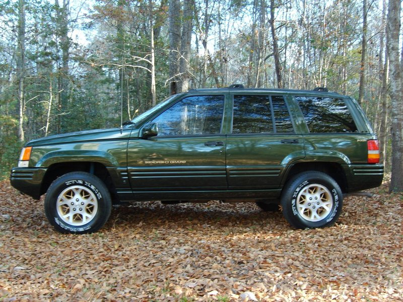 download JEEP GRand CHEROKEE ZJ workshop manual