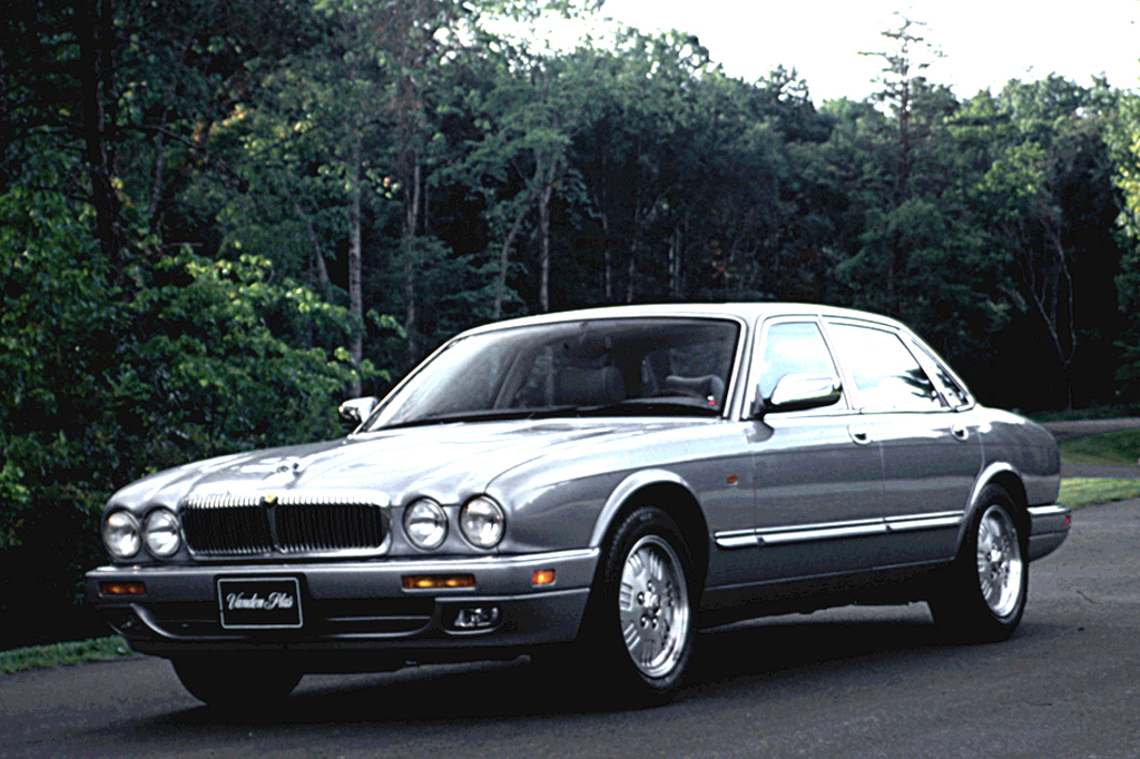 download Jaguar XJ12 96 workshop manual