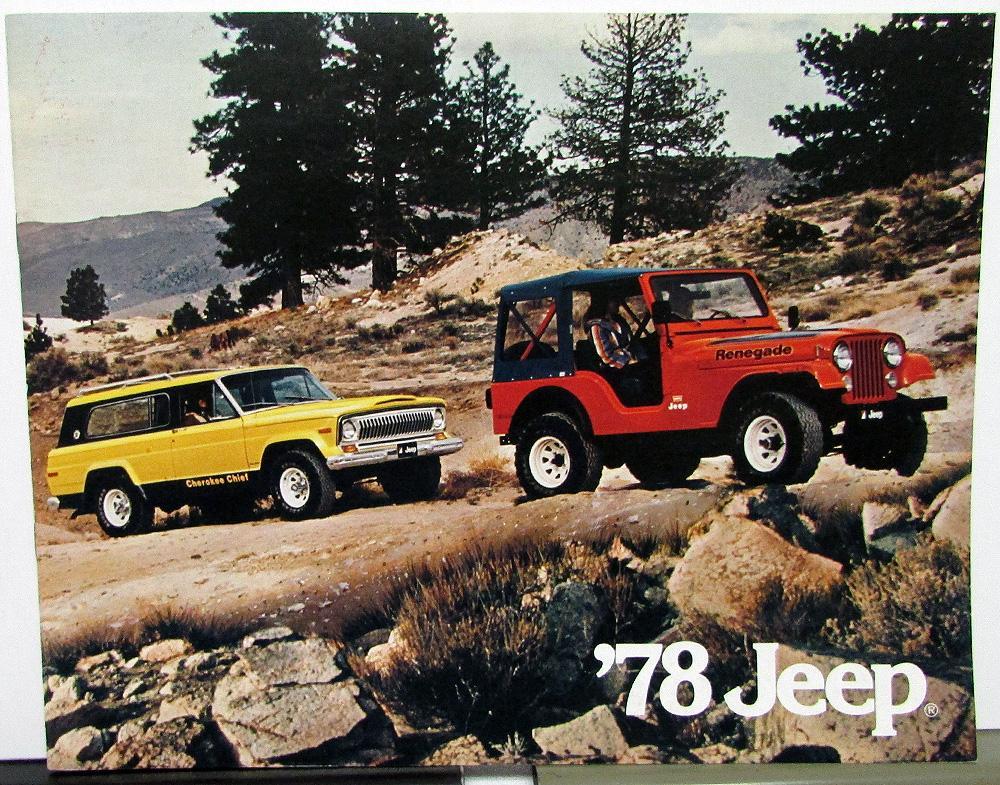 download Jeep Cherokee CJ5 CJ7 J10 J20 workshop manual