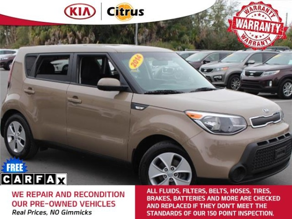 download Kia Soul workshop manual