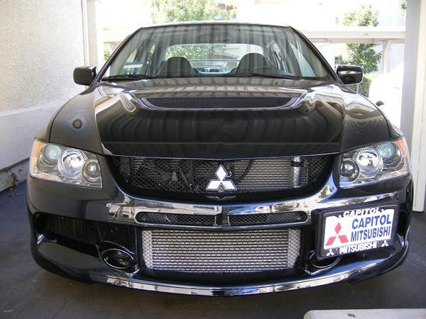 download MITSUBISHI Lancer Evolution workshop manual