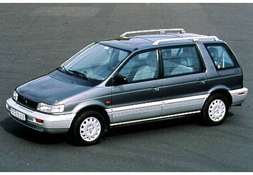 download MITSUBISHI SPACE WAGONModels MA workshop manual