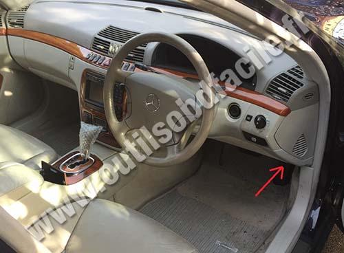 download Mercedes Benz S350D workshop manual