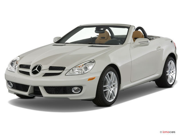 download Mercedes Benz SLK Class SLK300 workshop manual