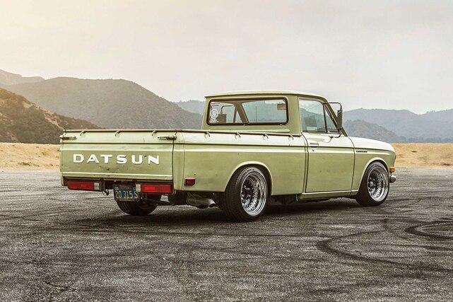 download Nissan Datsun Pick up 521 workshop manual
