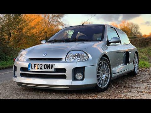 download Renault Clio RS V6 workshop manual
