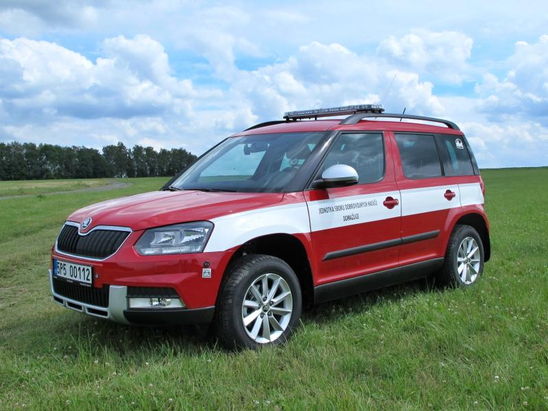 download SKODA YETI workshop manual