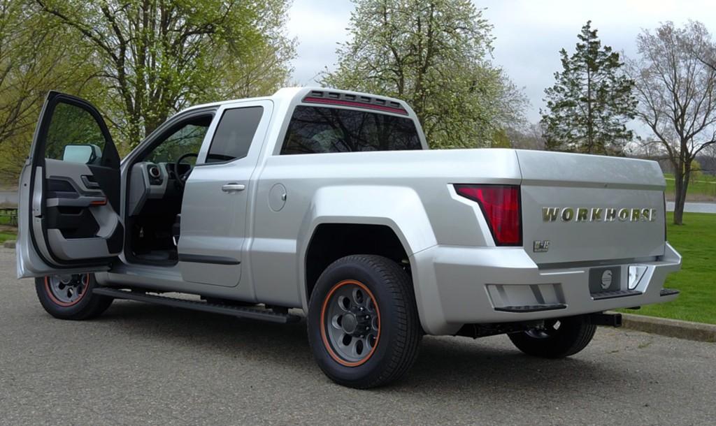 download Workhorse W Truck workshop manual